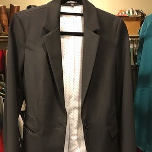 Express Black professional Blazer